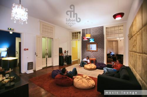 Travellers House - Lisbona