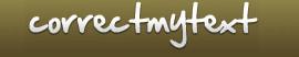 logo correctmytext