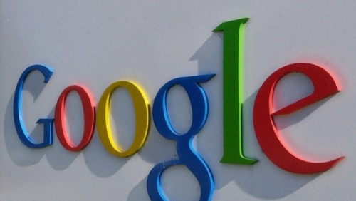 Marchio dell'azienda Google